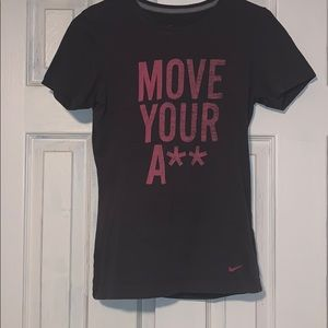 Women's Funny Nike Shirt